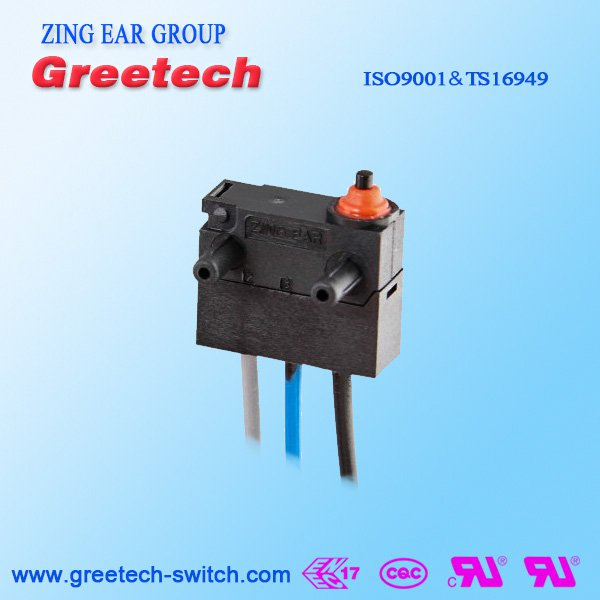3A Subminiature Micro Switch