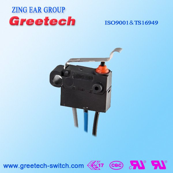Subminiature Sealed Micro Switch