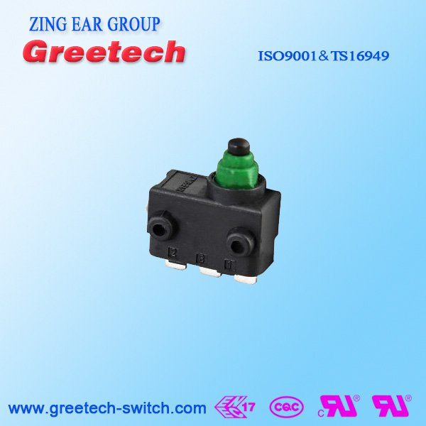 Sealed Small Micro Switch