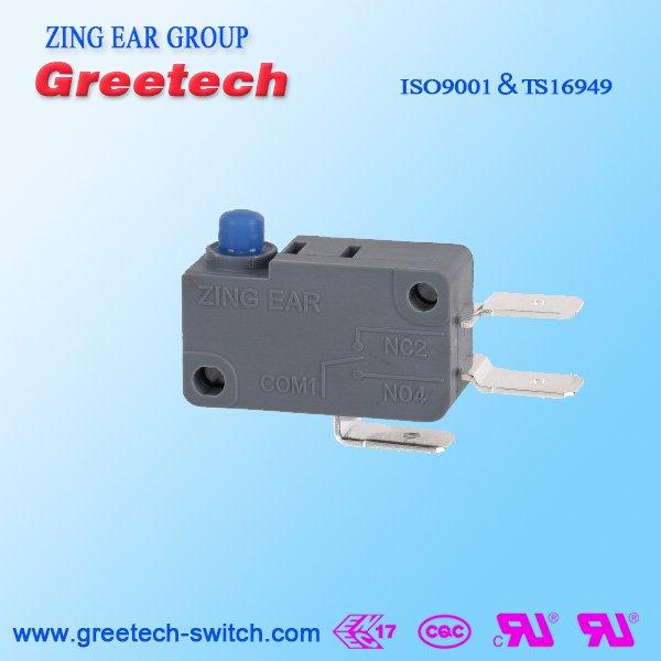 Sealed Basic Micro Switch