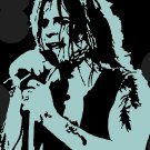 Ozzy Osbourne Acylic Pop Art Painting