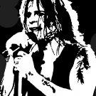 Ozzy Osbourne Acylic Pop Art Painting