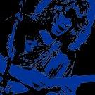 Eddie Van Halen Acrylic Pop Art Painting