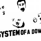 System of a Down Acrylic Pop Art Painting