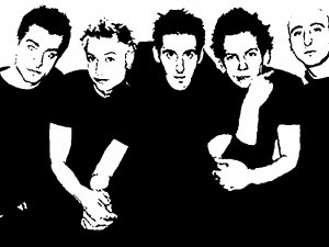 Simple Plan Acrylic Pop Art Painting