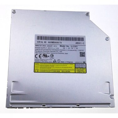 Panasonic UJ265 Slot Load Blu-ray Burner Player 12.7mm SATA Optical Disc Drive