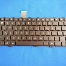 New for ASUS Eee PC 1015 0KNK0-0150UK00 2B-03520A900 Brown UK Keyboard