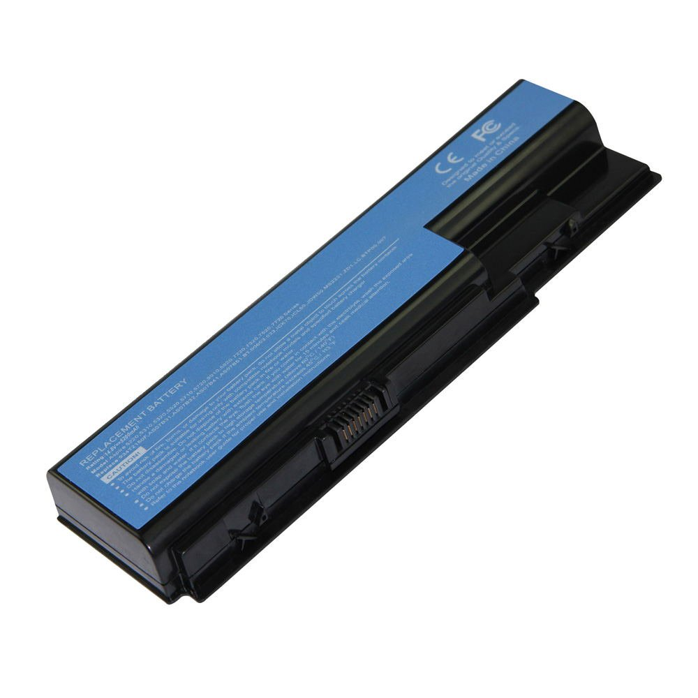 AC-5920 14.8V 5200 8cell Laptop Battery for Acer  LC.BTP00.007, LC.BTP00.013 101-02017-45023