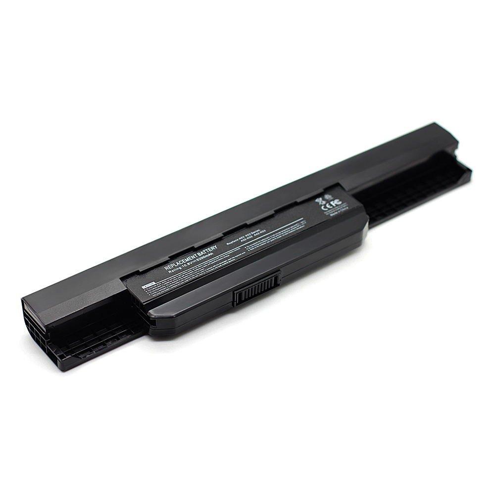 AS-K53 10.8V 5200 6cell Laptop Battery for ASUS A43, A43B, A43E, A43E, A43F 101-030F4-08023