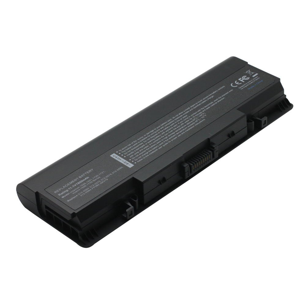 DE-1520 11.1V 7800 9cell Laptop Battery for DELL NR222, NR239, TM980, UW280 101-04071-25023