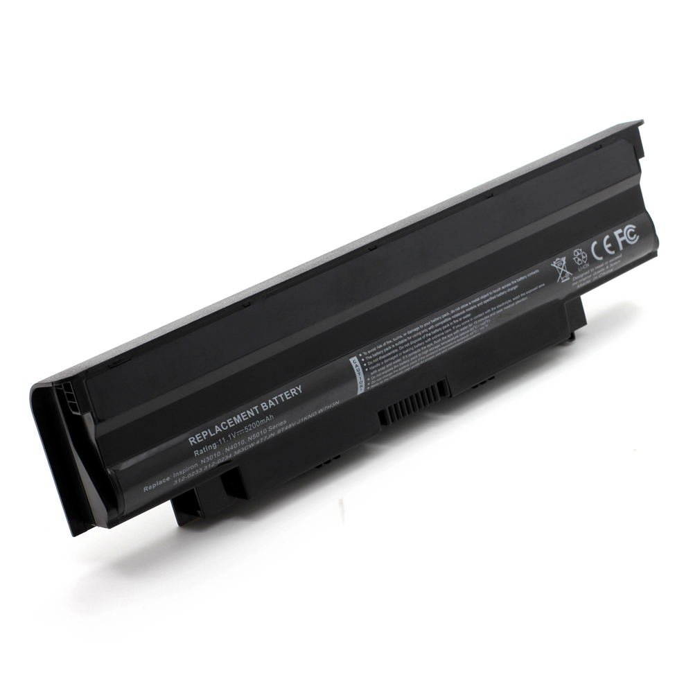 DE-N4010 11.1V 5200 6cell Laptop Battery for DELL 101-04107-22023