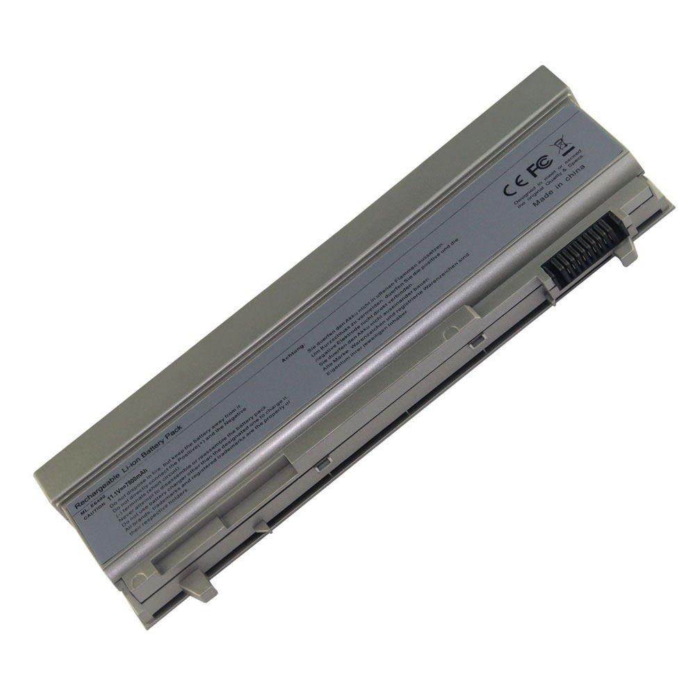 DE-E6400 11.1V 7800 9cell Laptop Battery for DELL KY477, KY265, KY268, KY268 101-04108-25073