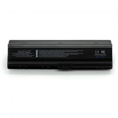 HQ-DV2000 10.8V 10400 12cell Laptop Battery for HP 411462-141, 411462-261,101-05148-14023