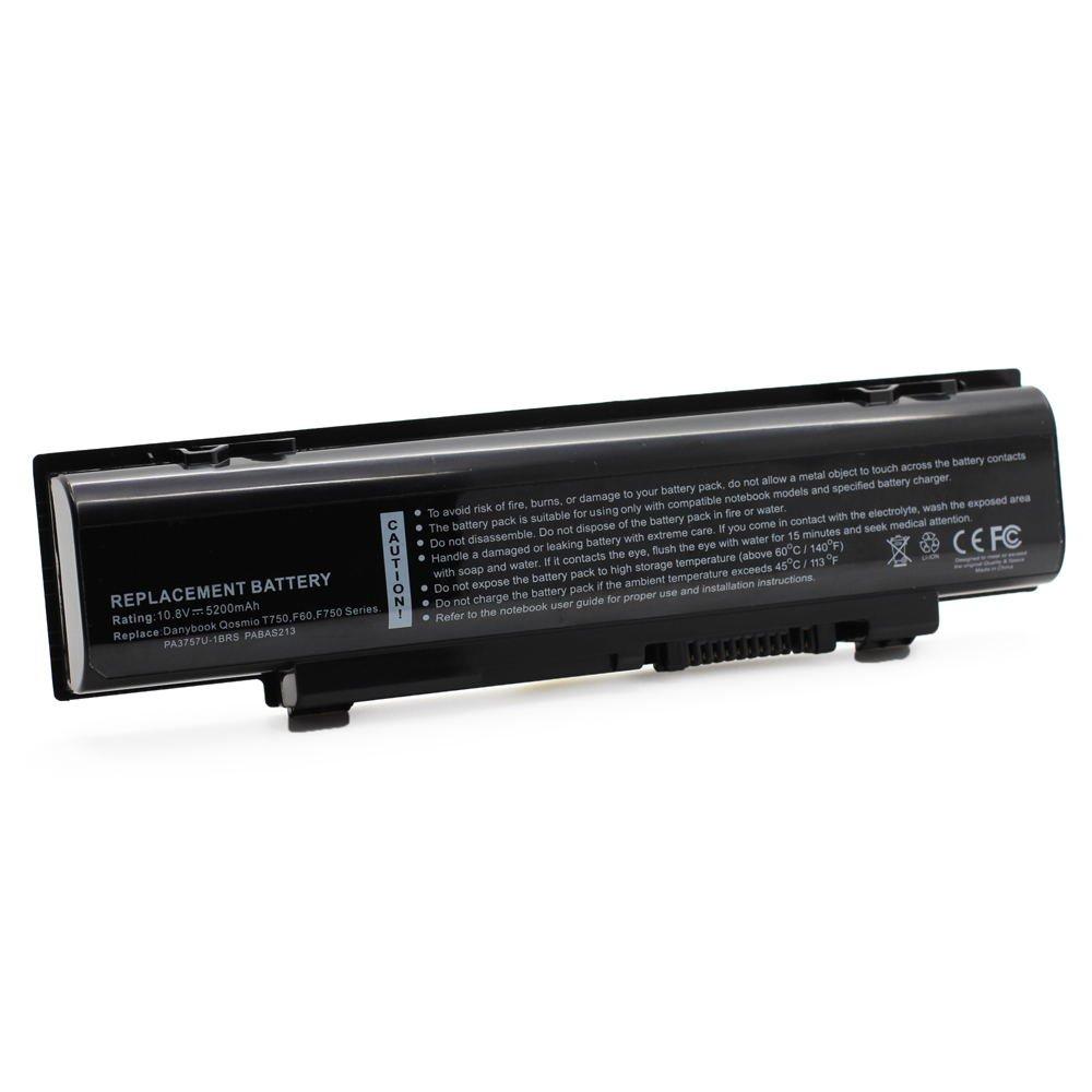 TS-PA3191U 11.1V 5200 6cell Laptop Battery for Toshiba Bas PA3084U-1, PA3084U 1 BRS  101-07231-22023