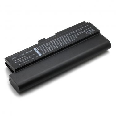 TS-PA3634U 10.8V 10400 12cell Laptop Battery for Toshiba PA3634U-1BAS, PA3634U-1BRS 101-07252-14023