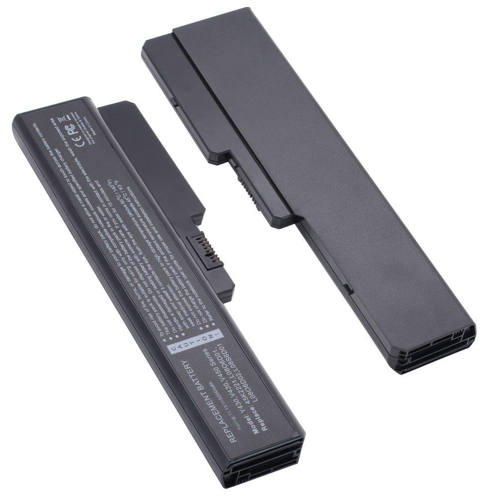 LV-Y430 11.1V 5200 6cell Laptop Battery for Lenovo L08O6D01 L08O6D02 L08S6D01 101-090AL-22023