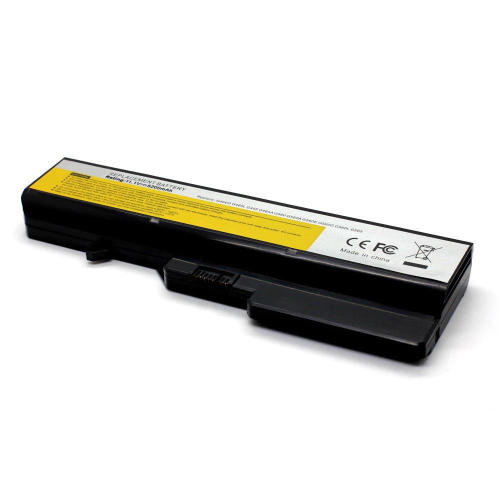 LV-G460 11.1V 5200 6cell Laptop Battery for Lenovo L10P6Y22 LO9L6Y02 LO9S6Y02 101-09267-22023
