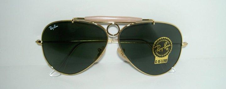 0b15835842e where to buy new ray ban sunglasses aviator shooter gold rb 3138 001 glass  g 15