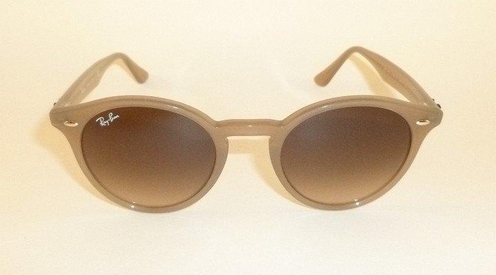 b9526b69c85 new ray ban sunglasses light brown frame rb 2180 6166 13 gradient lenses