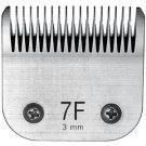 Size 7F Clipper Blade for Oster A5 Clippers & More