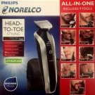 Philips Norelco QG3392 Lithium Ion Multigroom Pro Trimmer with Turbo Power