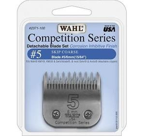 Wahl Competition Series Size 5 Clipper Replacement Blade