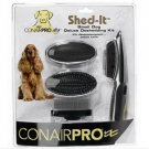 Conair Pro Shed-It Deluxe Deshedding Kit for Small Dogs