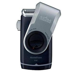 Braun M90 MobileShave Battery Operated Travel Shaver