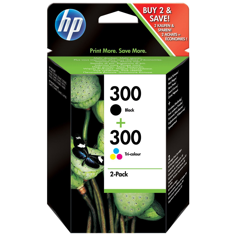 ink HP 300 (BK-CL) Multipack