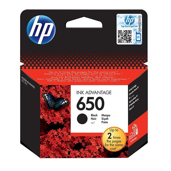 Ink HP 650 Black