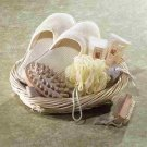 Spa Gift Set in Basket