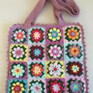 Crochet Granny Square.bag