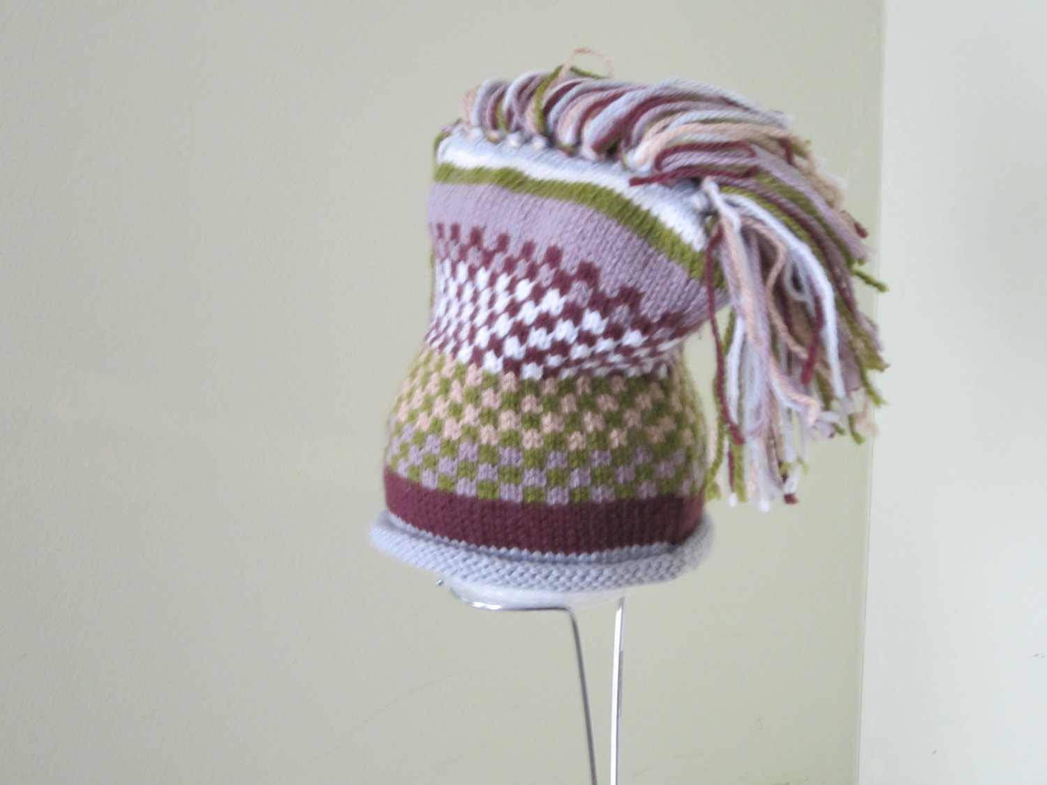 Knit Children Hat
