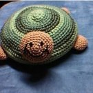 Crochet  Large Turtle