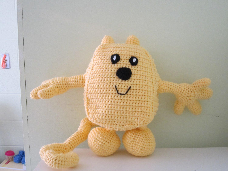 Crochet  Wubbzy