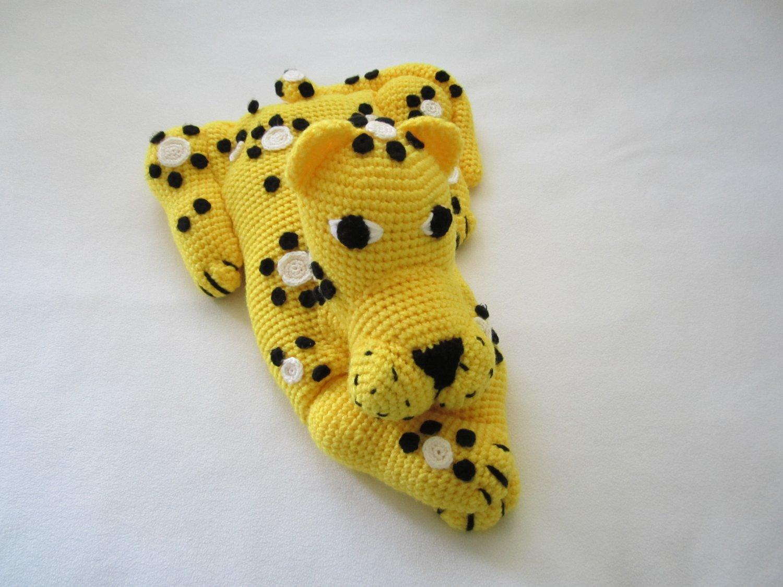 Crochet Leopard