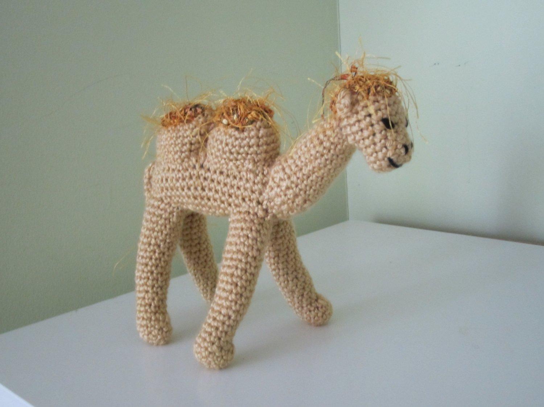 Crochet Camel