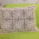 Crochet Bulgarian Home woven wool pillow case