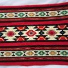 Vintage Embroderied Traditional Bulgarian Pillow case.... Vazglavniza Chiprovski kilim motif