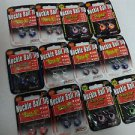 "LOT OF 24 Fin-Tech Nuckle-Ball Jigs ""NITE-LITE""  MIXED COLOR'S & SIZE"