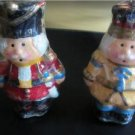 "Christmas Holiday Winter Candles Set of Soldiers 4"" Tall New"