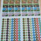 Reward Stickers1 Sheet Reward Sayings Jungle Animals School Themes New
