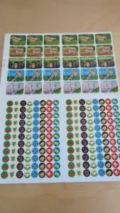 Reward Stickers1 Sheet Reward Sayings Jungle Animals School Themes New