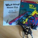 Fellowes Wild Things Mouse Pen Version 1.0 PC Serial Only