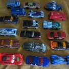 Hot Wheels Lot of 18 Hot Wheels Cars Plus Boys & Girls Variety