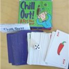 Card Game Chill Out Chilly Peppers 2 Game Versions Dice Rules