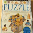 Puzzle Book Mystery Challenge Games Logic Solutions Action Pack Interactive Make