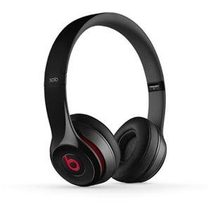 Beats by Dr. Dre Solo2 Headband Headphones Black Solo 2 New in Case without Box