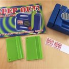 Keep Out! Door Alarm Build Your Own Key Card Security System Ben Grossblat