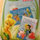 Valentine Cards Disney Fairies Valentines Seals Candy Envelopes New
